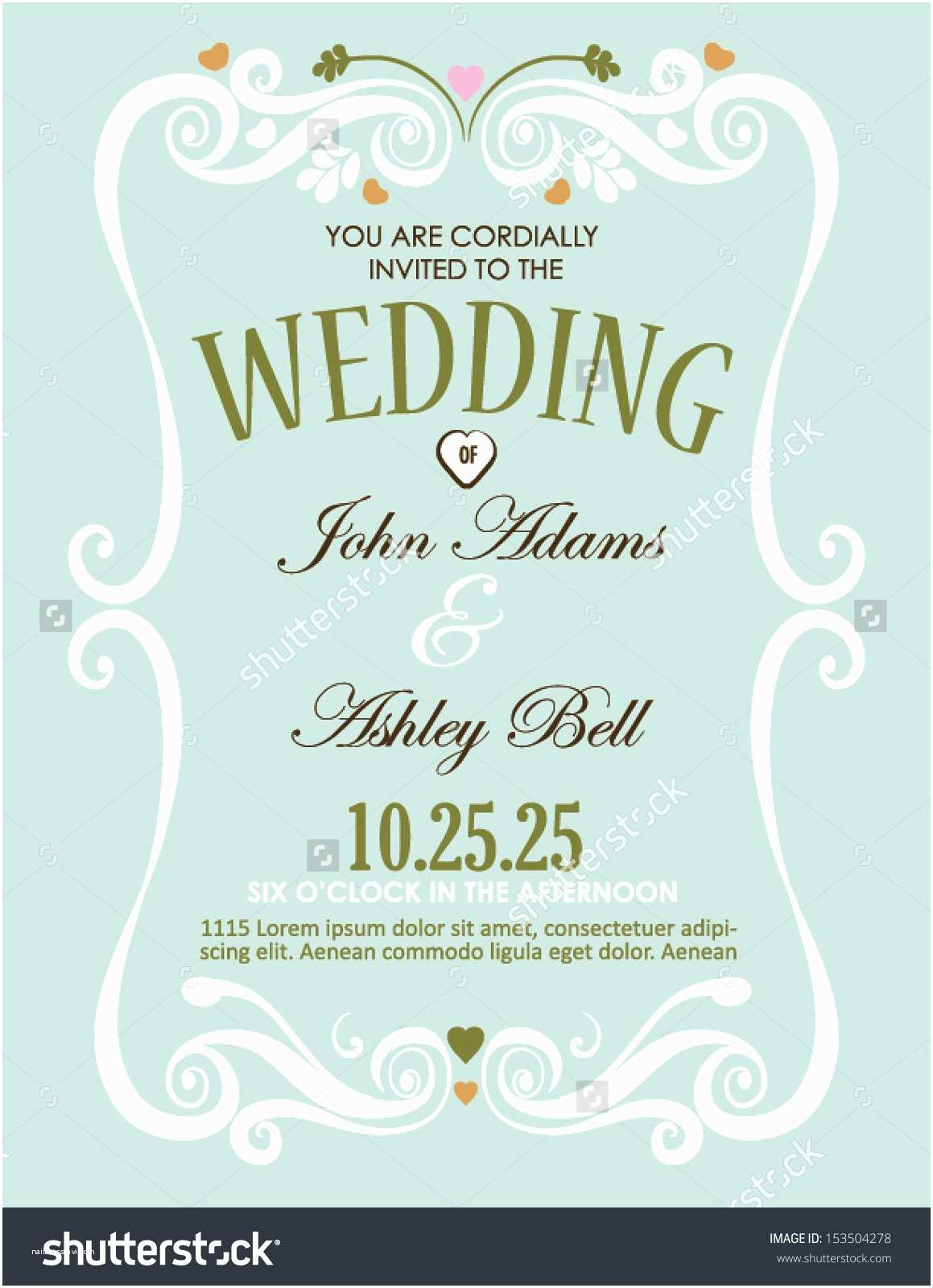 Wedding Invitation Designs Wedding Invitation Card
