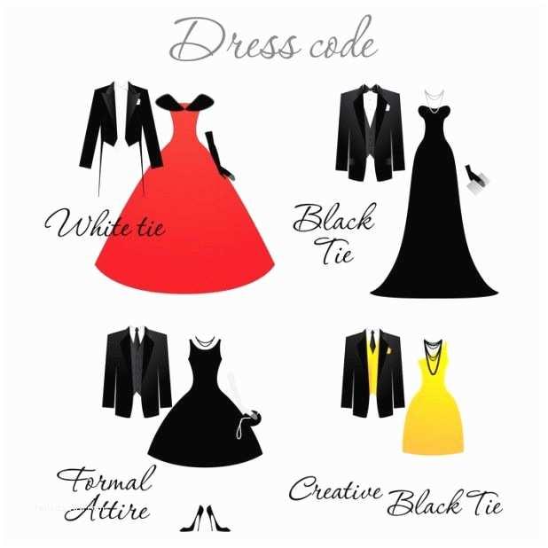 Wedding Invitation Dress Code Dress Code On Wedding Invitations
