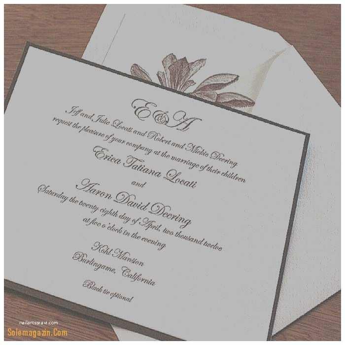 Wedding Invitation Dress Code Elegant Wedding Invitation Wording Black Tie