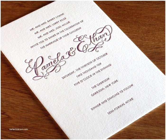 Wedding Invitation Dress Code Semi Formal Wedding Invitation