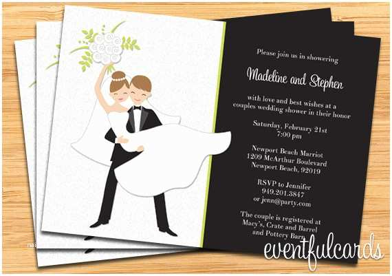 Wedding Invitation Ecards Couple Wedding Shower Invitation Printable E Card