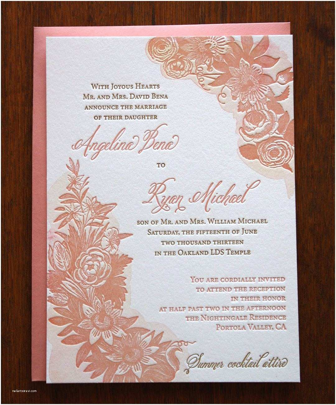 Wedding Invitation Ecards Wedding Invitation Printing Designs Ideas
