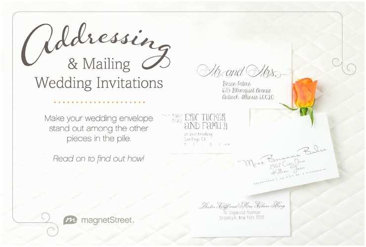 Wedding Invitation Edicate Get the Scoop Addressing Wedding Invitationsget the Scoop