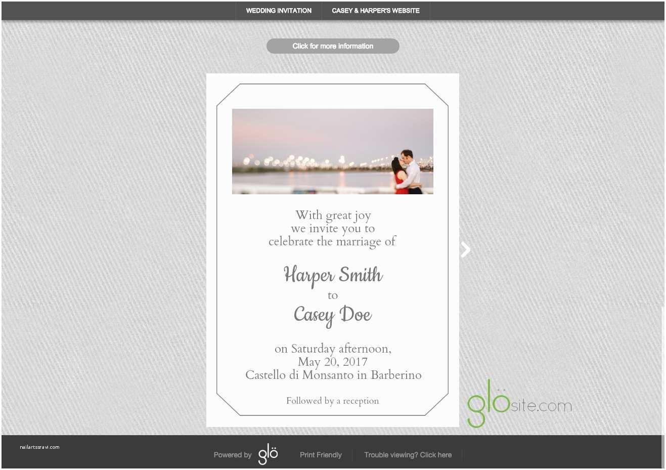 Wedding Invitation Email Unique Wedding Invitations Email – Wedding Invitation Design