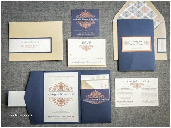 Wedding Invitation Enclosures Wedding Invitation Etiquette Tips to Choose the Right