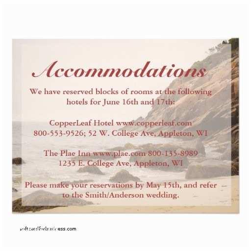 Wedding Invitation Enclosures Wedding Invitation Inspirational Enclosure Cards for