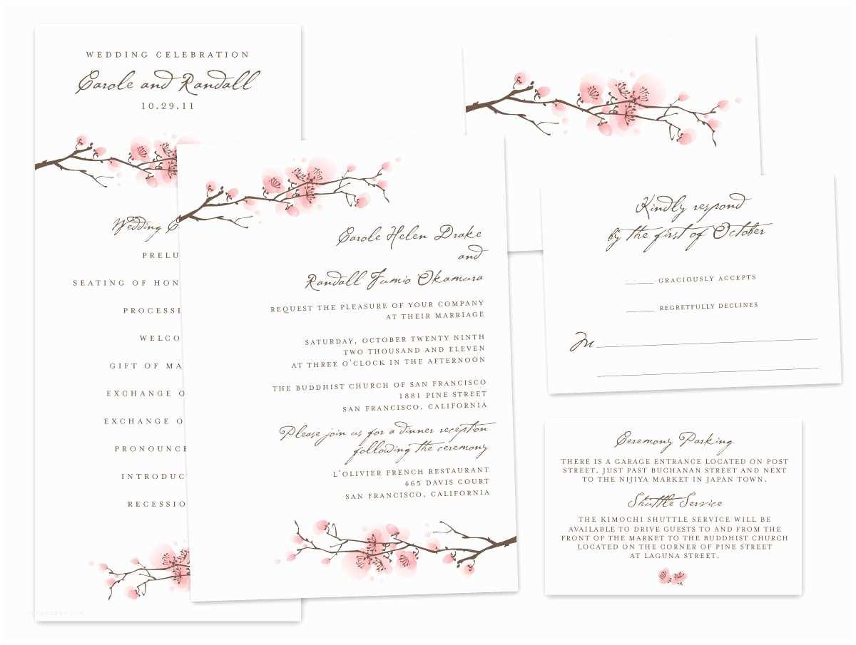 Wedding Invitation Enclosures Wedding Invitations