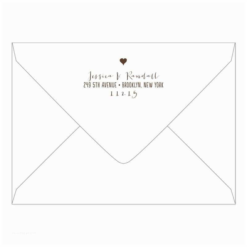 Wedding Invitation Envelope Address Template Nice Bridal Shower Invitation Envelope Addressing