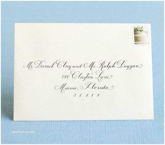 Wedding Invitation Envelope Etiquette 17 Best Images About Invitiations On Pinterest