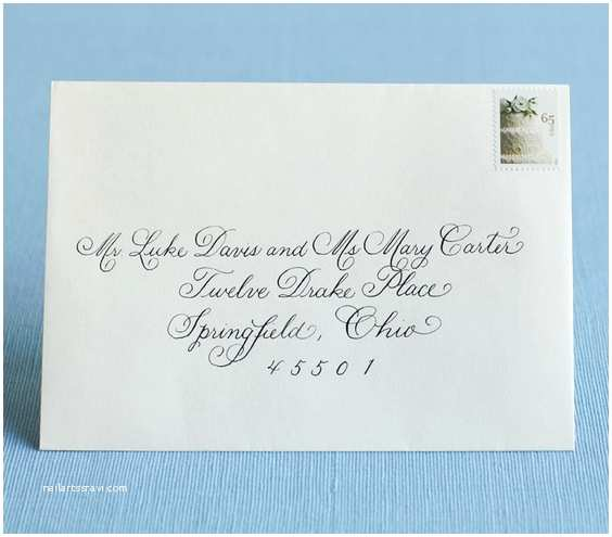 Wedding Invitation Envelope Etiquette Wedding Invitation Wording Wedding Invitation Wording