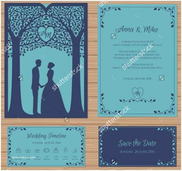Wedding Invitation Envelope Template 45 Wedding Invitation Template Free Psd Vector Ai Eps