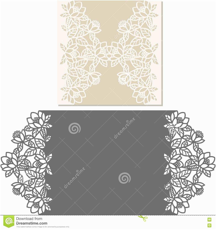 Wedding Invitation Envelope Template Envelope Cartoons Illustrations & Vector Stock