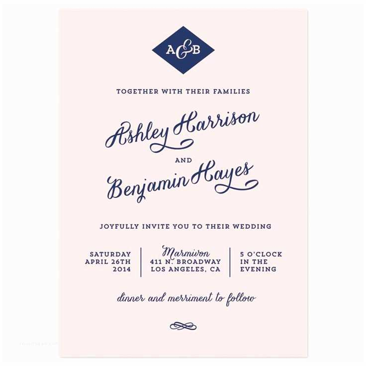 Wedding Invitation Examples 1000 Ideas About Wedding Invitation Wording Examples On