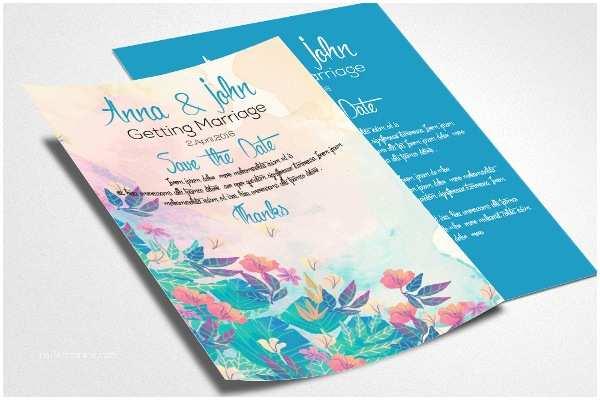 Wedding Invitation Flyer Template Wedding Invitation Template 17 Free Psd Vector Eps