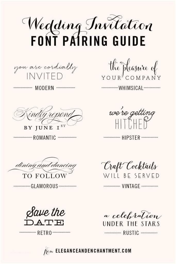Wedding Invitation Fonts Best 25 Wedding Invitation Fonts Ideas On Pinterest