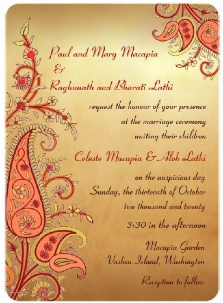 Wedding Invitation for Indian Wedding 28 Pics Indian Wedding Invitation Cards Lovely – the