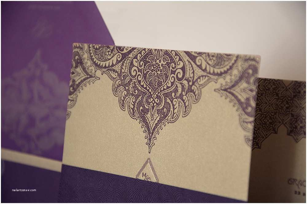 Wedding Invitation for Indian Wedding Indian Wedding Invitations to Inspire the Modern Bride