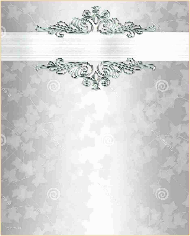 Wedding Invitation Form 5 Blank Wedding Invitation