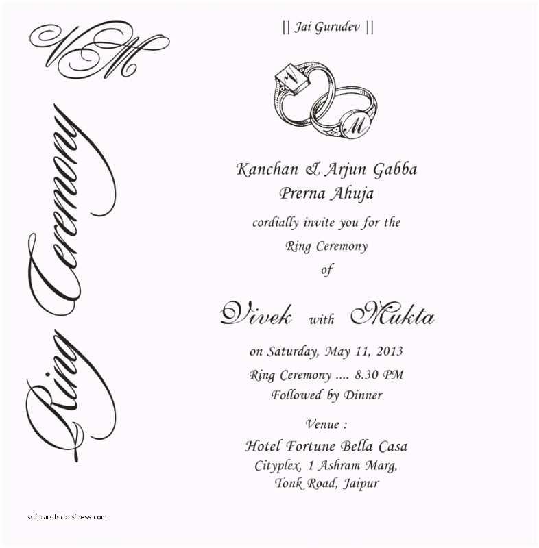 Wedding Invitation form Wedding Invitation Fresh Christian Wedding Invitation