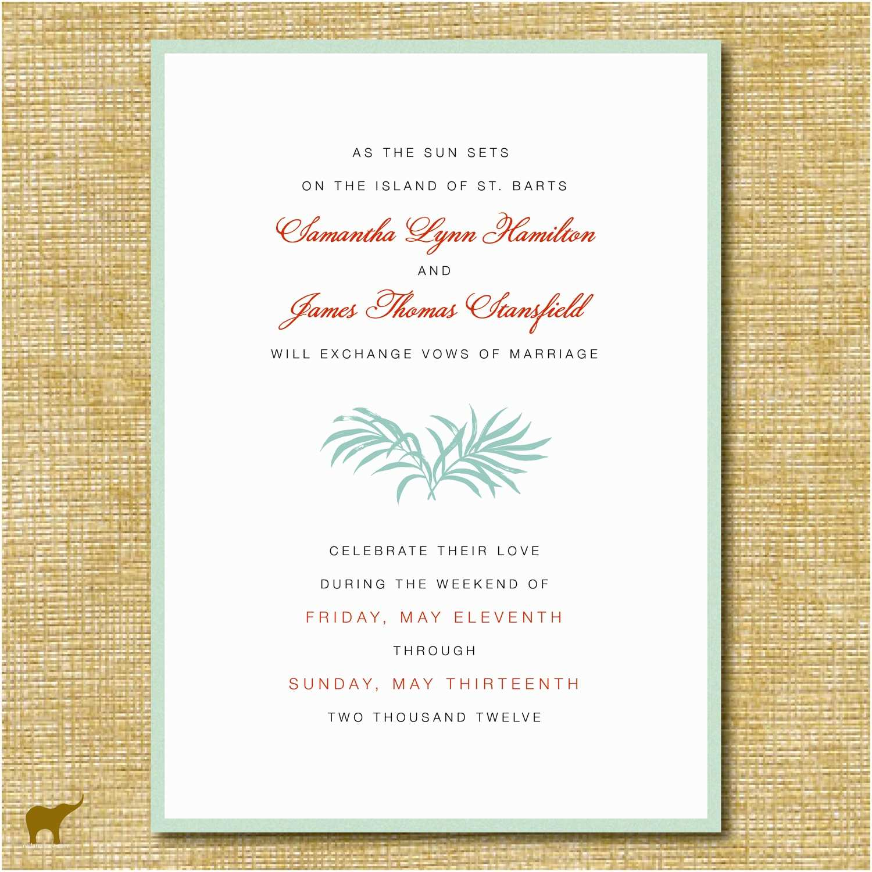 Wedding Invitation format Proper Wedding Invitation Wording