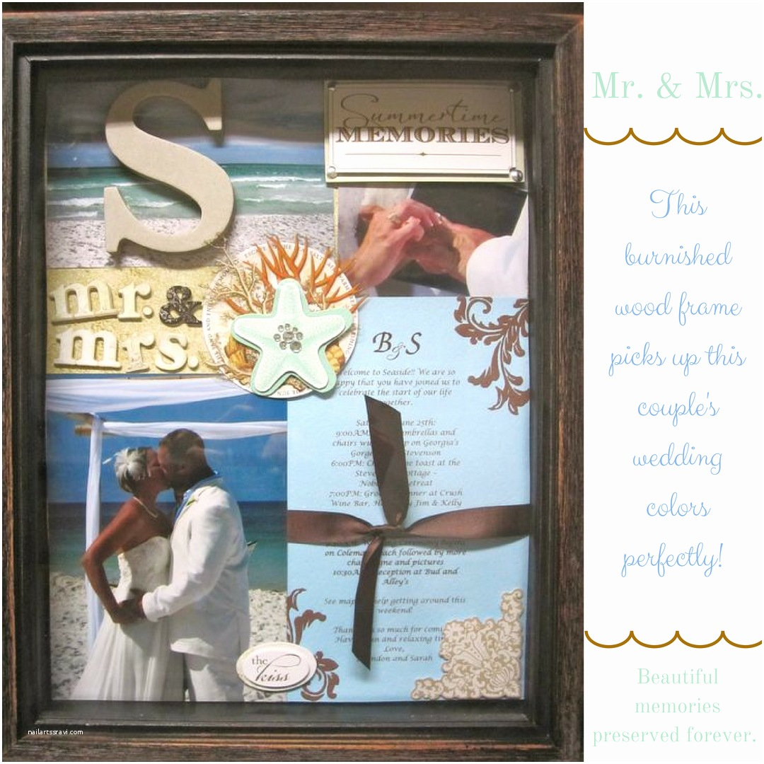 Wedding Invitation Frame Frame Your Wedding Invitation Mirror 28 Images Wedding