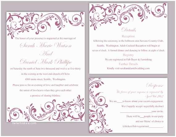 Wedding Invitation Free Download Editable Wedding Invitation Free Download Yaseen