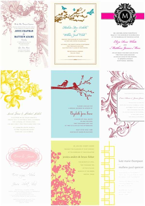 Wedding Invitation Free Download Free Printable Wedding Invitation Templates Download