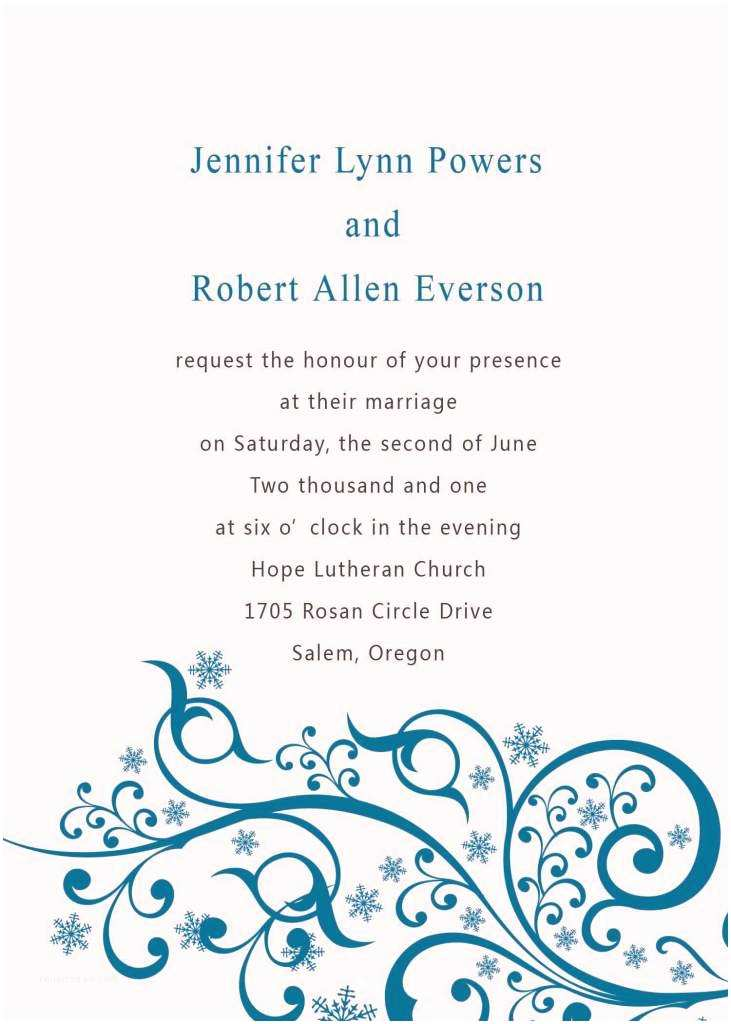 Wedding Invitation Free Download Free Printable Wedding