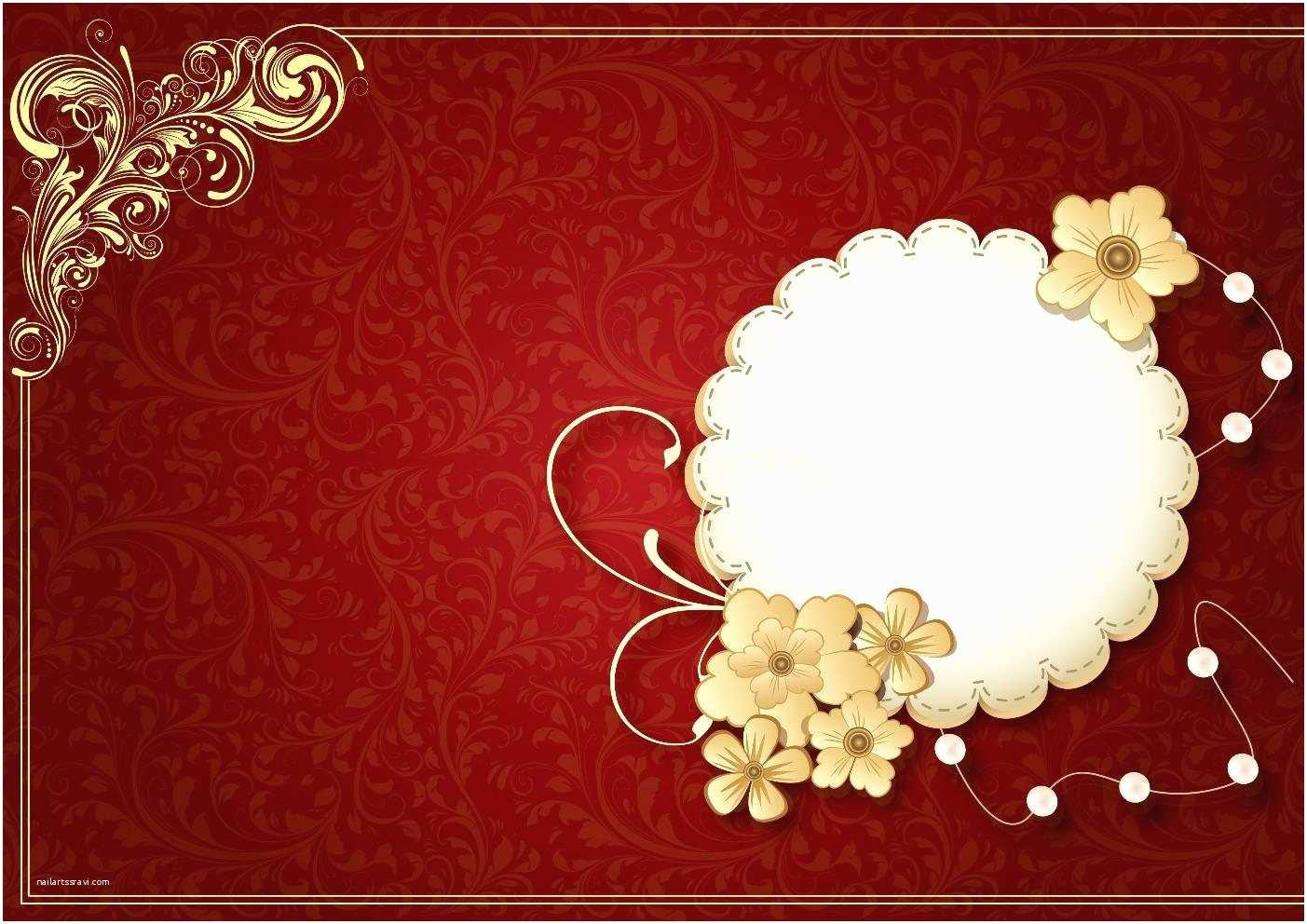 Wedding Invitation Free  Indian Wedding Invitation Background Designs Free