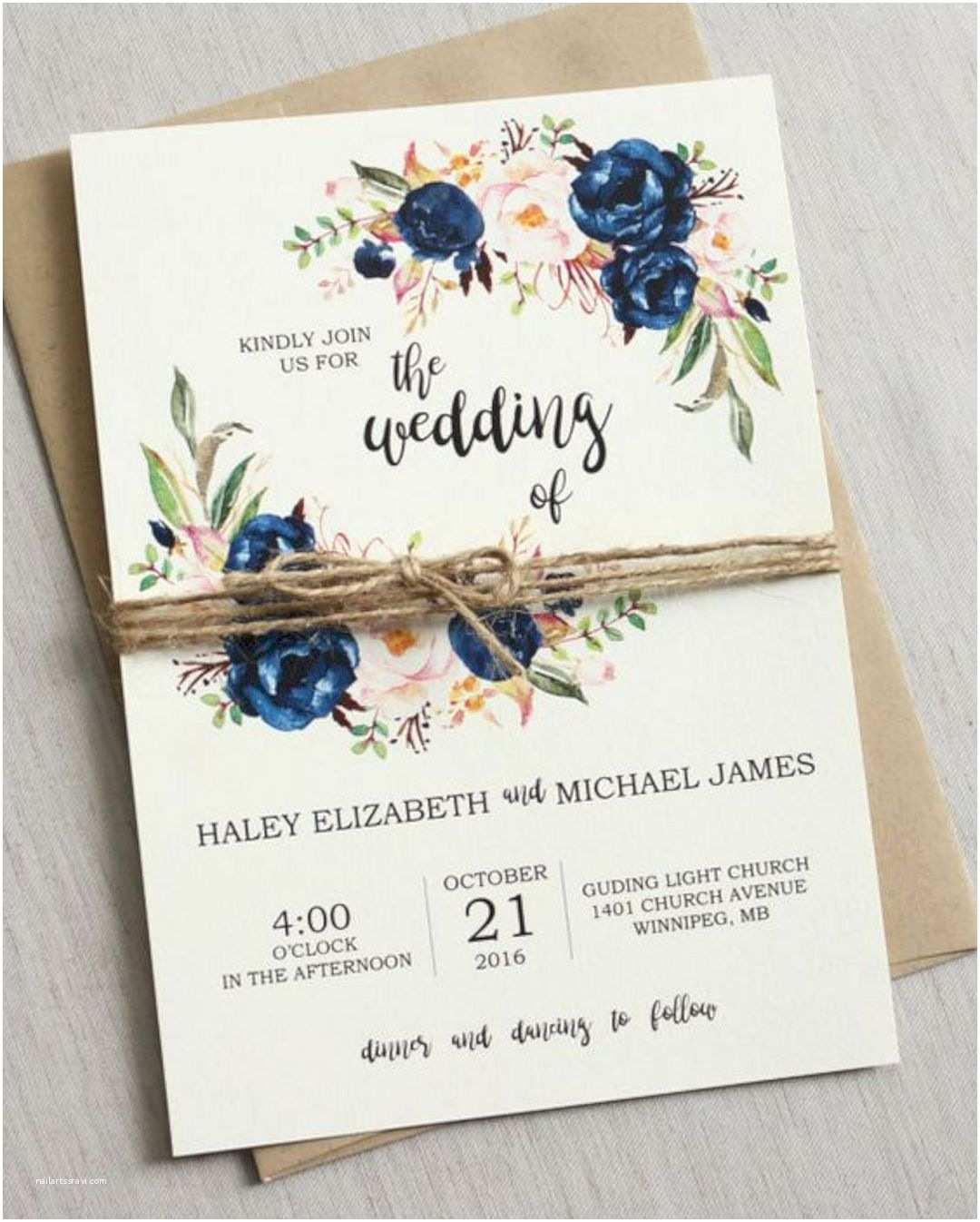 Wedding Invitation Ideas 16 Beautiful Wedding Invitation Ideas
