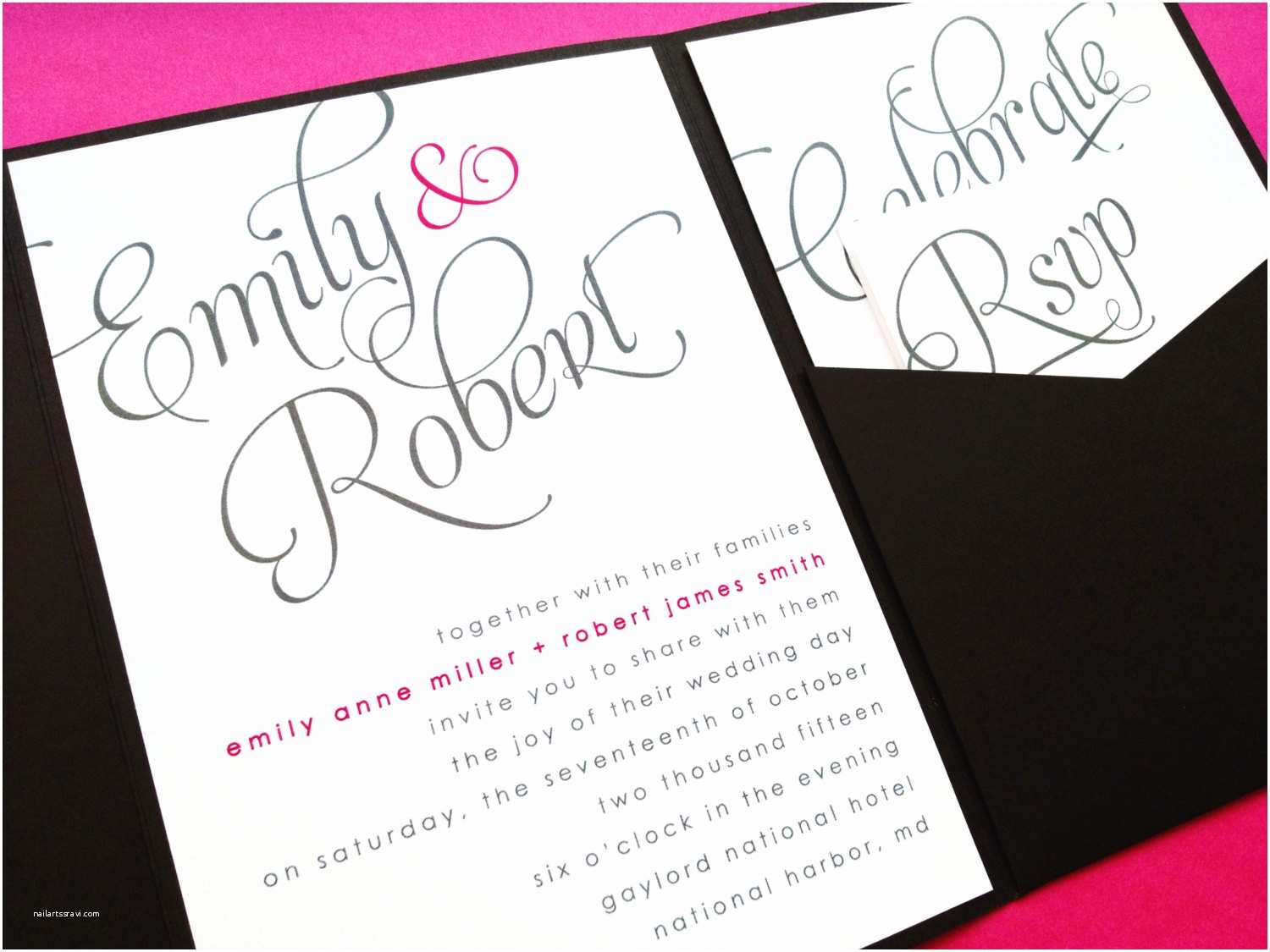 how to personalize your wedding invitations