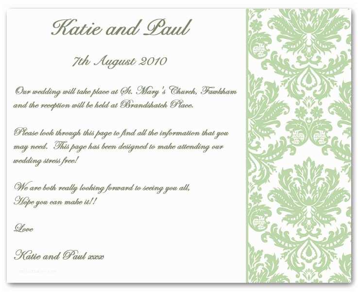 Wedding Invitation Insert Templates Fancy Wedding Insert Templates Sketch Resume Ideas