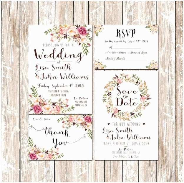 Wedding Invitation Kits Diy Wedding Invitation Kits Diy Ready