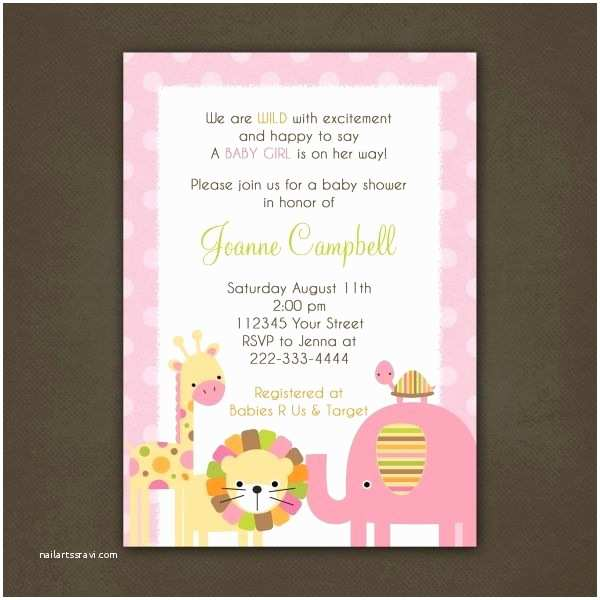 Wedding Invitation Kits Target 10 Best Simple Design Baby Shower Invitations Wording