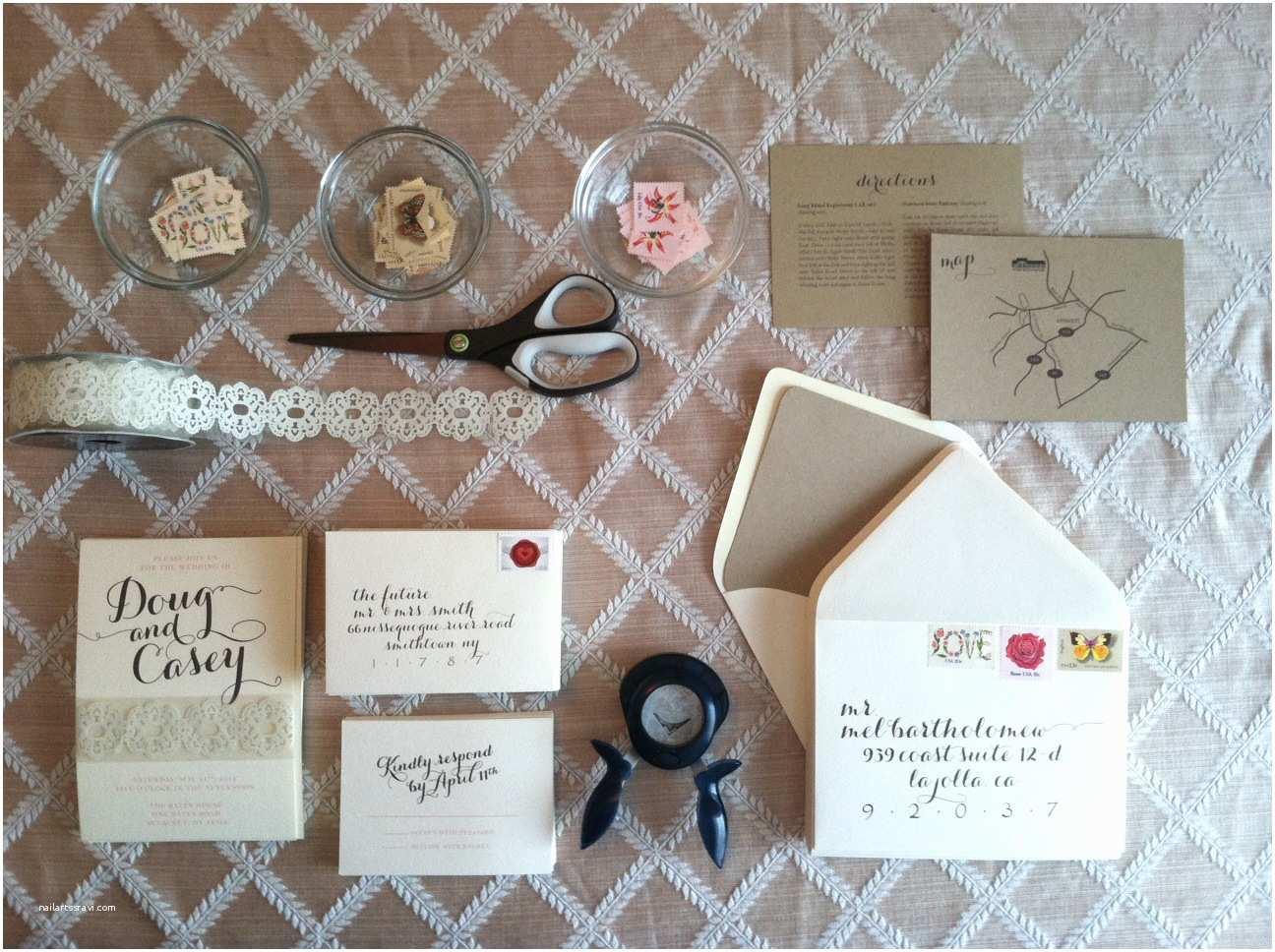 Wedding Invitation Kits Vintage Wedding Invitation Kits 1000 About top