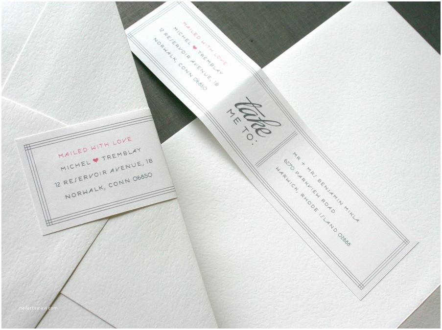 Wedding Invitation Labels Envelope Address Idea Weddings