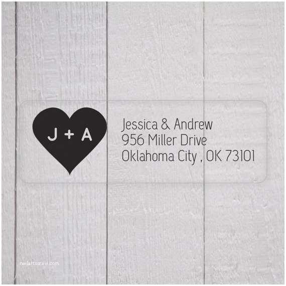 Wedding Invitation Labels Items Similar to Wedding Invitation Return Address Labels