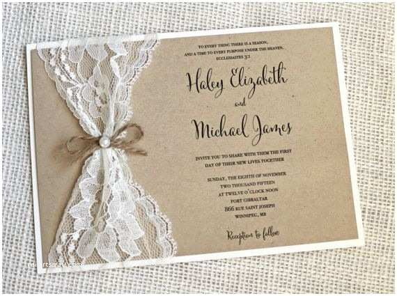 Wedding Invitation Maker with Photo 25 Best Ideas About Rustic Wedding Invitations On Pinterest