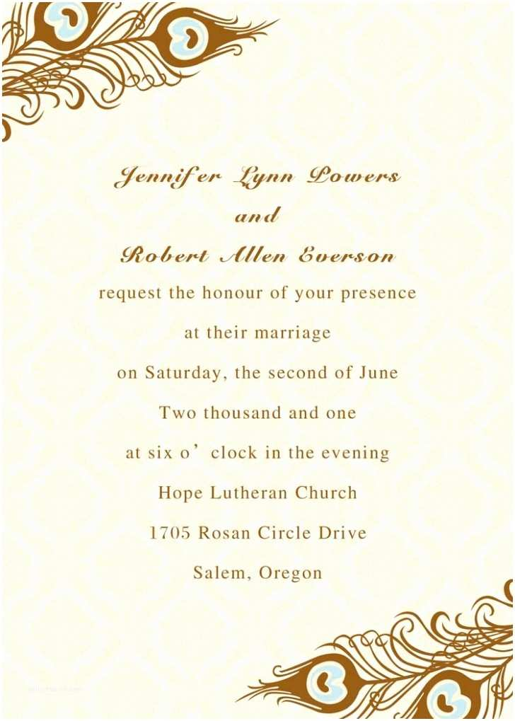 Wedding Invitation Maker with Photo Free Line Wedding Invitation Cards