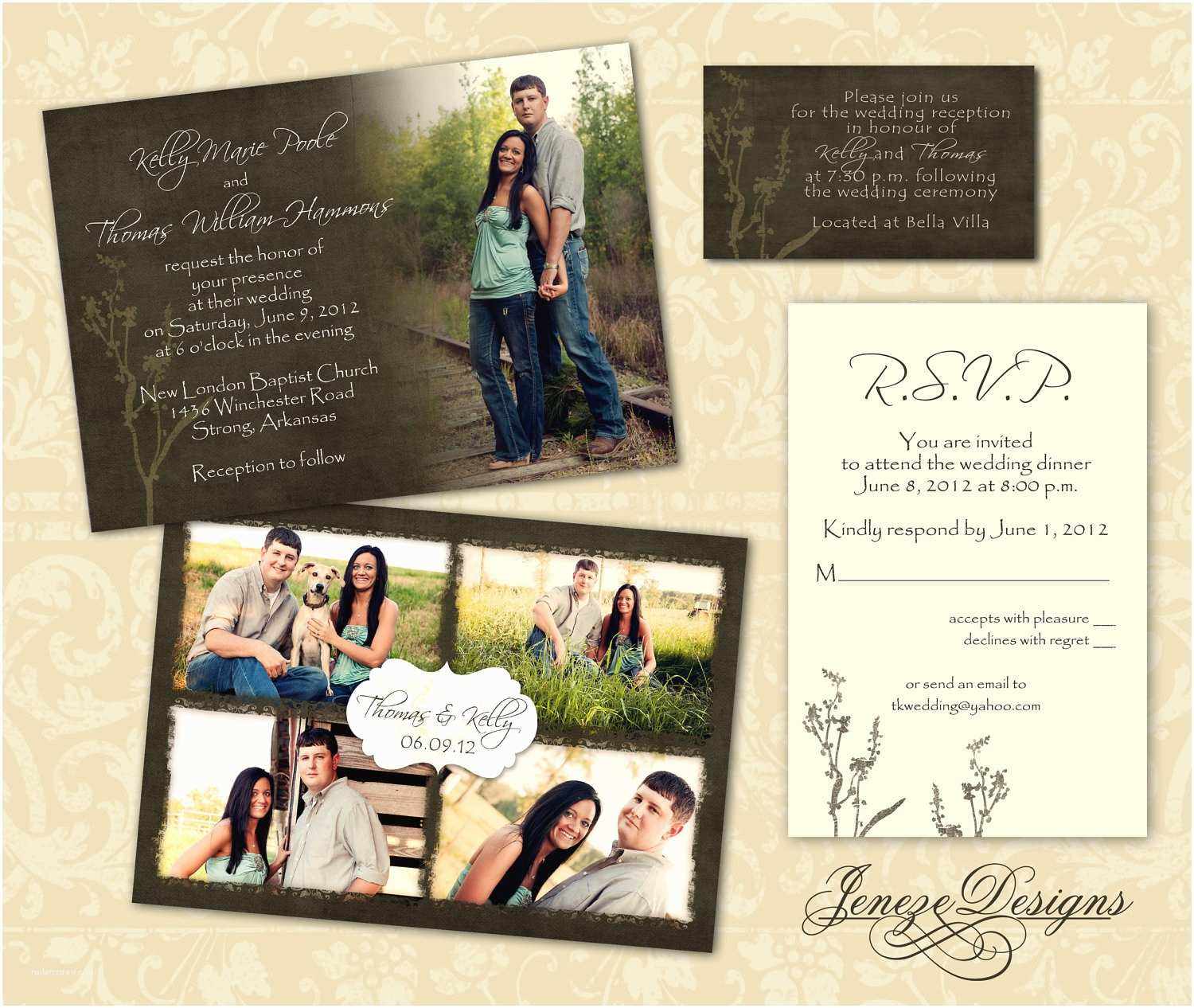 Wedding Invitation Maker with Photo Shop Invitation Template I with Th Birthday