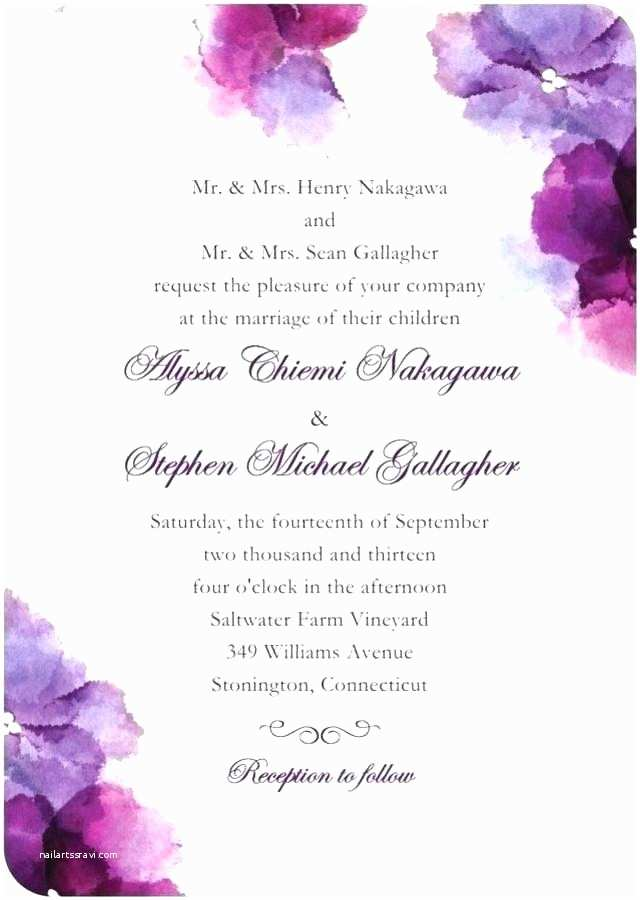 Wedding Invitation Maker with Photo Wedding Invitation Maker Plus Invitation Quotes for