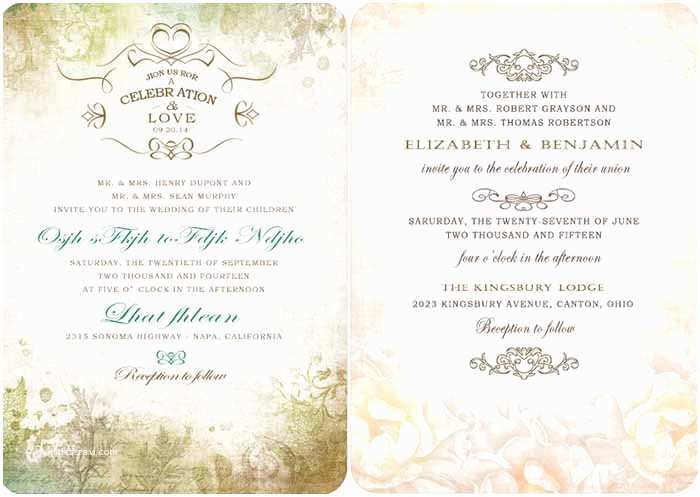 Wedding Invitation Name order top Trends Of 2017 Wedding Dresses Bridaltweet Wedding