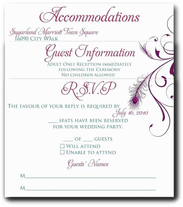 Wedding Invitation No Kids 17 Best Images About Wedding Invitations On Pinterest