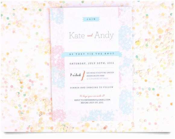 Wedding Invitation No Plus One Custom Invitation Design Canada