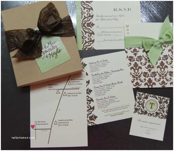 Wedding Invitation Package Deals Marne S Blog Couture Wedding Invitations E Enclosed In