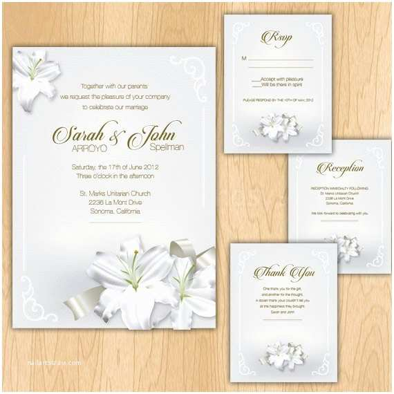 Wedding Invitation Package Deals Wedding Invitation Packages Yaseen for