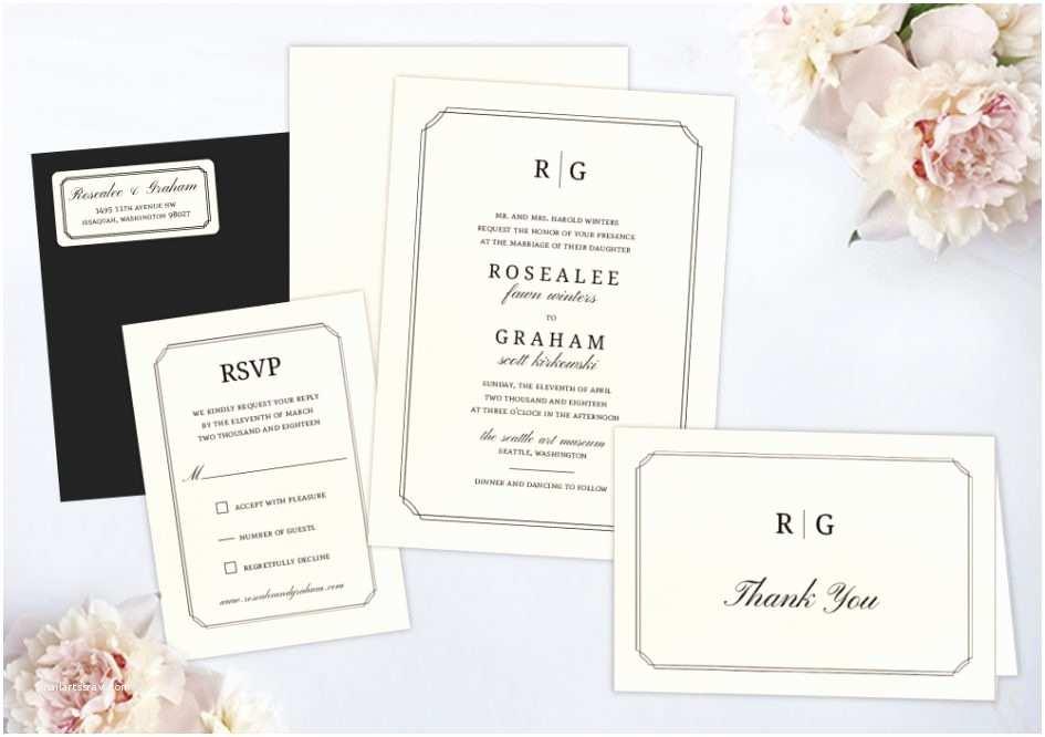 Wedding Invitation Package Deals Wedding Wedding Invitation Packag