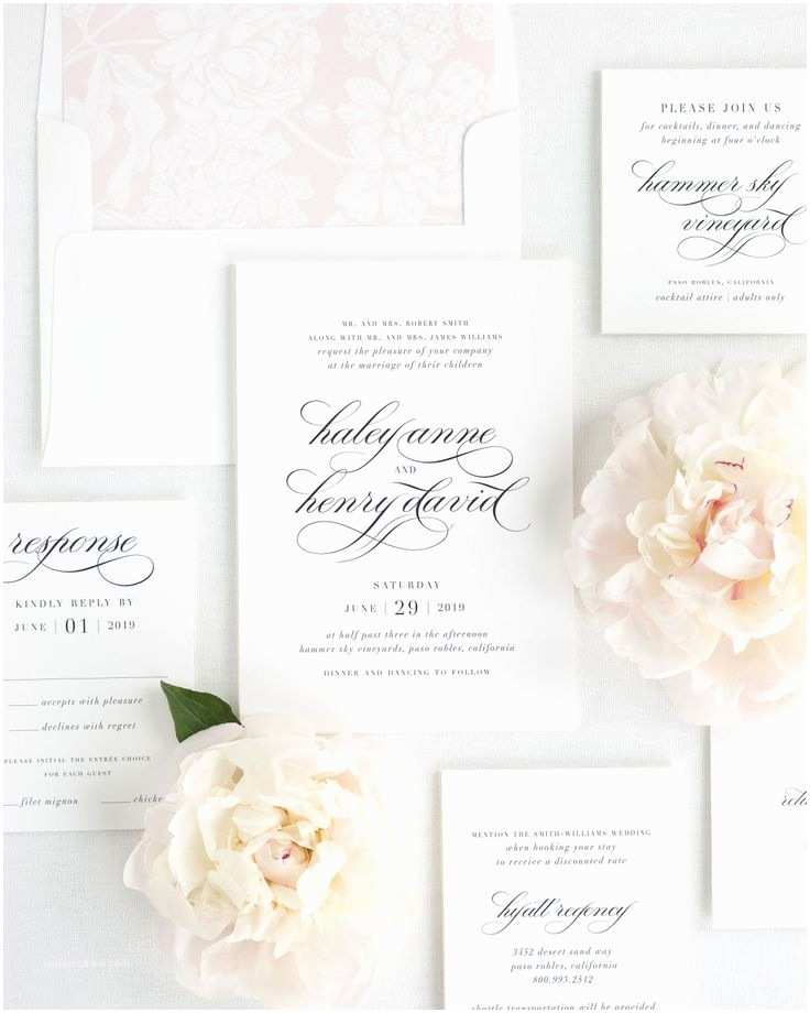 Wedding Invitation Packages 30 Best Wedding Invitation Layouts Images On Pinterest