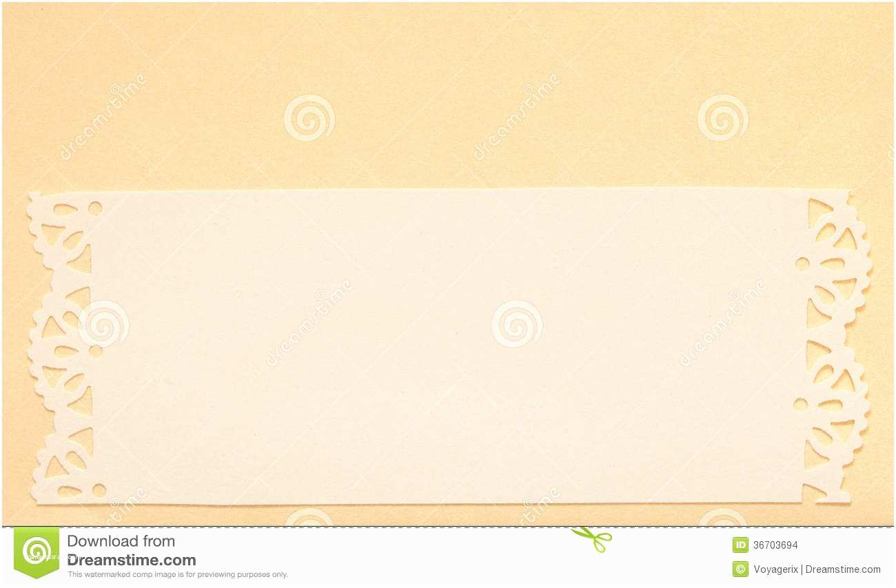 Wedding Invitation Paper Stock Wedding Invitation Card Paper Cutting Design Stock