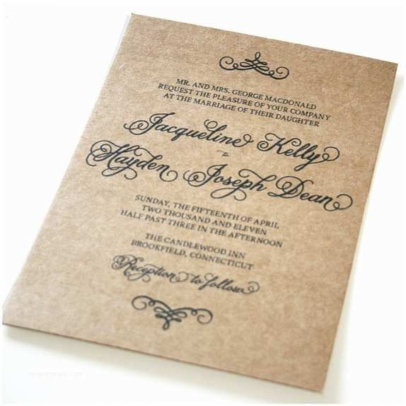 Wedding Invitation Paper Stock Wedding Invitation Card Stock – Gangcraft